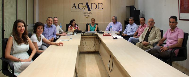 Primera reunión de la nueva junta directiva de ACEDIM