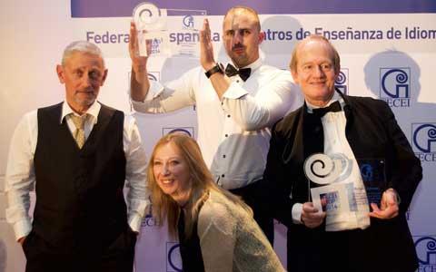 FECEI entregó los I premios TOP
