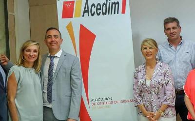 María José Artero reelegida presidenta de ACEDIM