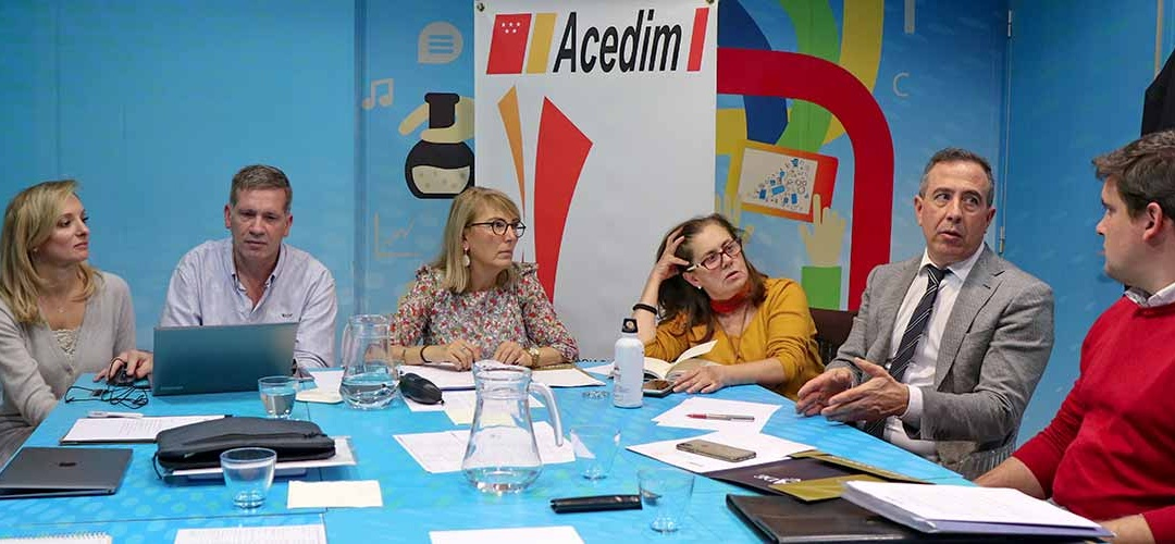 Celebrada la reunión de Junta Directiva con numerosos acuerdos