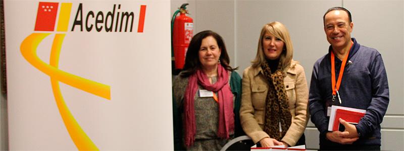 ACEDIM participó en la Jornada Formativa anual de FECEI