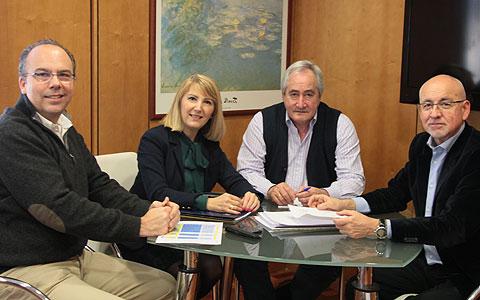 La presidenta de ACEDIM se reúne en ACADE para diseñar las nuevas acciones de la Organización