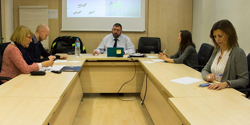Reuniones de los asociados de ACEDIM para la obtención de los certificados de calidad ISO 9001/20015