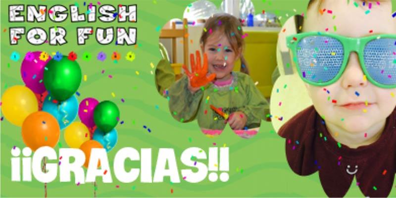 English for Fun celebra el Día Europeo de las Lenguas