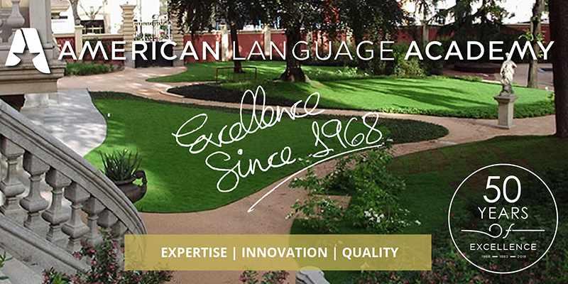 American Language Academy celebra sus 50 años