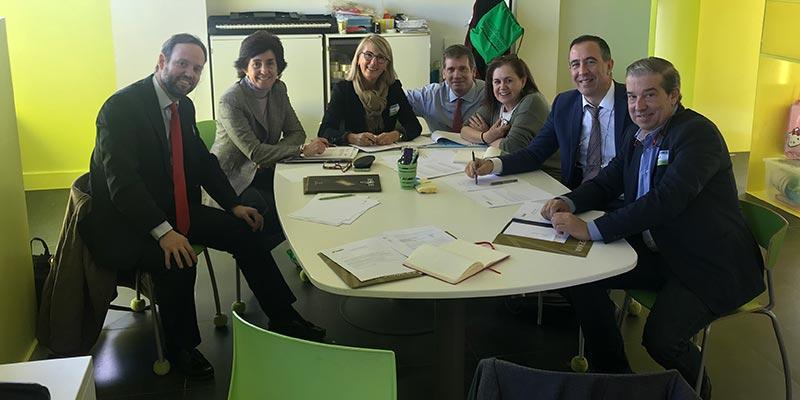 Intensa actividad de ACEDIM en favor del sector de idiomas de Madrid