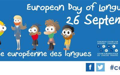 ACADE, FECEI y ACEDIM con el Día Europeo de las Lenguas