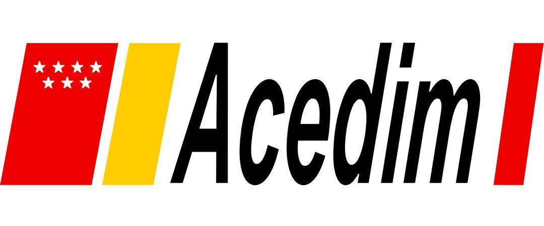 ACEDIM celebra Asamblea General, elecciones y desayuno de trabajo el 18 de junio